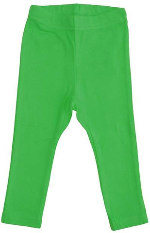 More Than A Fling Leggings Gras Green Groen
