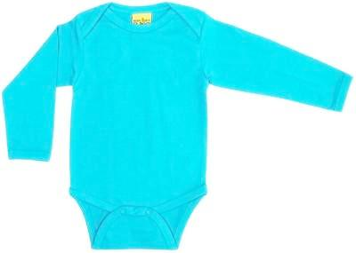 More Than A Fling Body Light Turquoise - Licht Turquoise Romper Lange Mouw