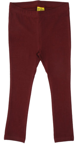 More Than A Fling Leggings - Wine (AU19)