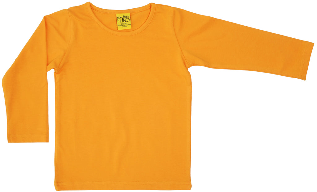 More Than A Fling Longsleeve Orange (AU19)