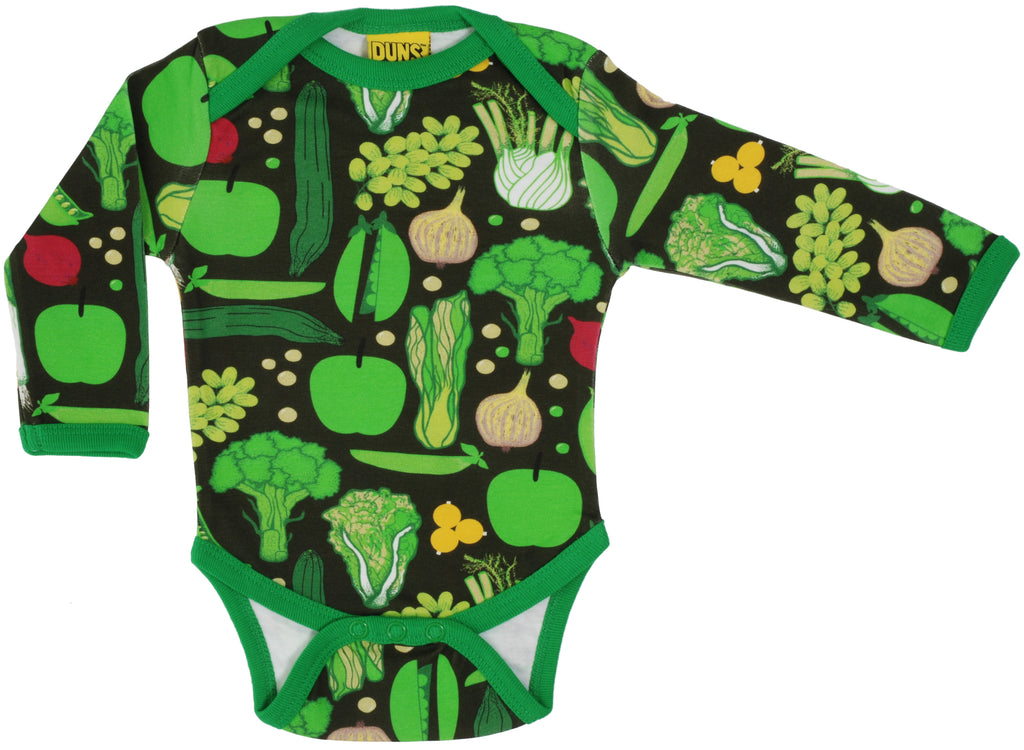 Duns Sweden - Body Eat Your Greens Romper Eet je groente