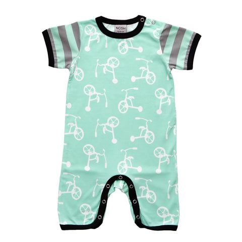 Nosh Organics - Summersuit Tricycle Mint - Driewieler