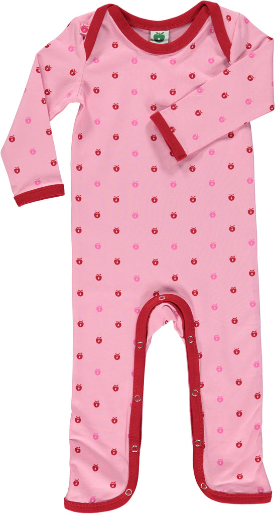 Smafolk Jumpsuit Pink Small Apple