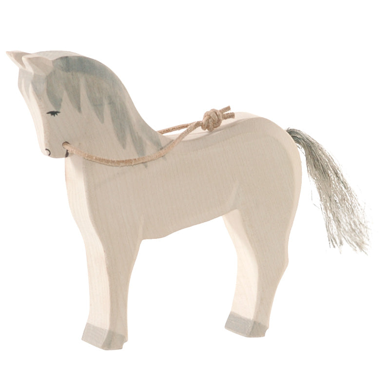 Ostheimer - Paard Wit Horse White 11116