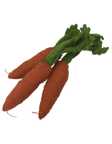 Papoose Toys - Carrots set - Wortels