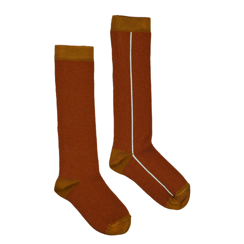 Baba Babywear - Kneesocks Buckthorn Brown