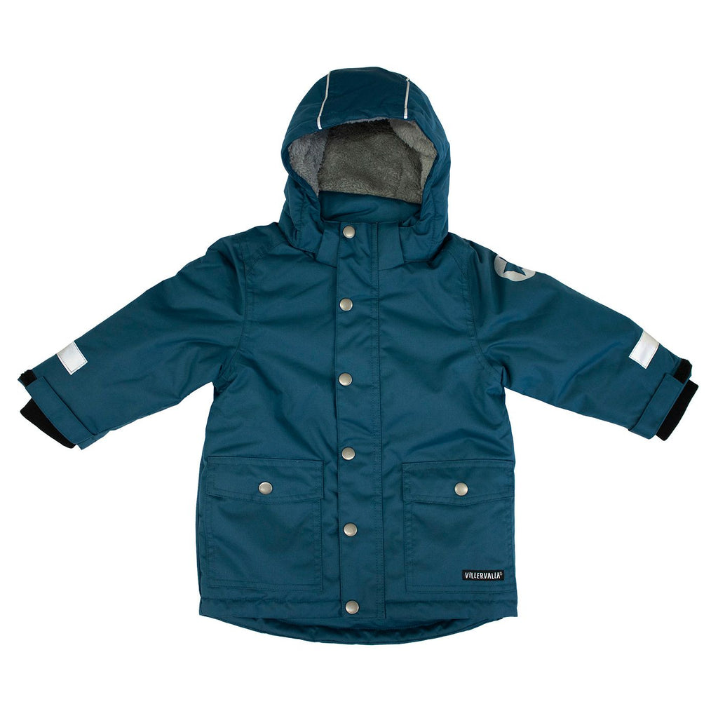Villervalla - Outdoor Winterjacket Marine