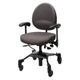 VELA Tango 200S Chair  - left - dark gray