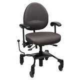 VELA Tango 200S Chair  right - dark gray