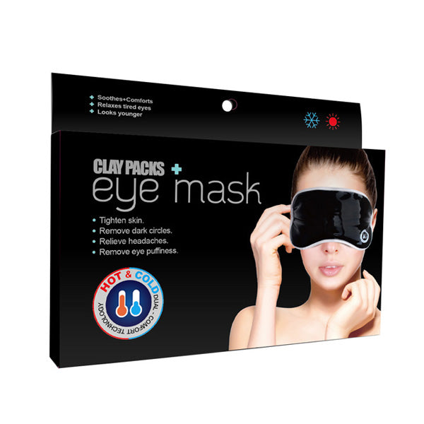 Clay Eye Mask