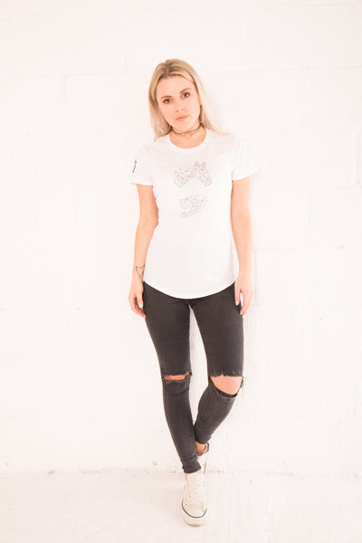 Showjumping Horse Tee