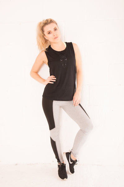 Women's Harlow Tank - Black