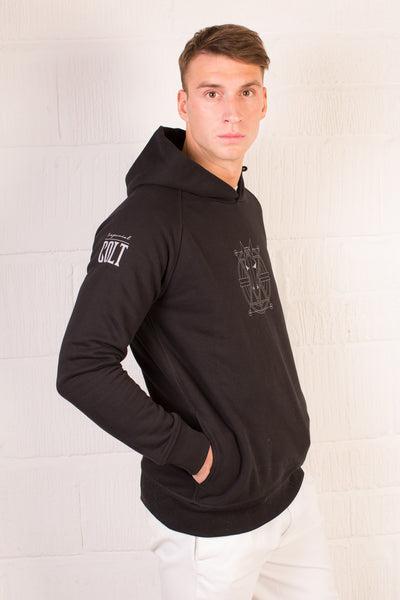 The Men's Haider Hoodie - Black