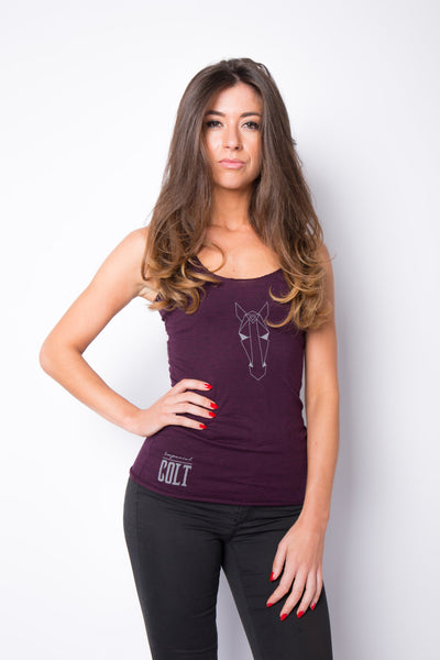 Women's Fitted LOGO Vest