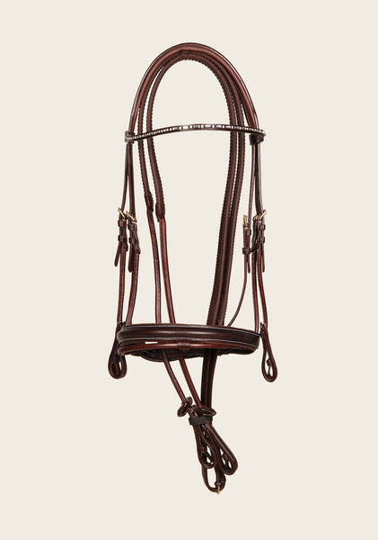 Chevalier Diamanté Bridle