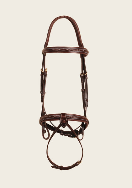 Point Fancy Stitch Bridle