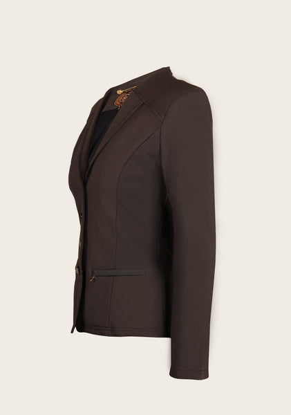 Royale Show Jacket Dark Grey