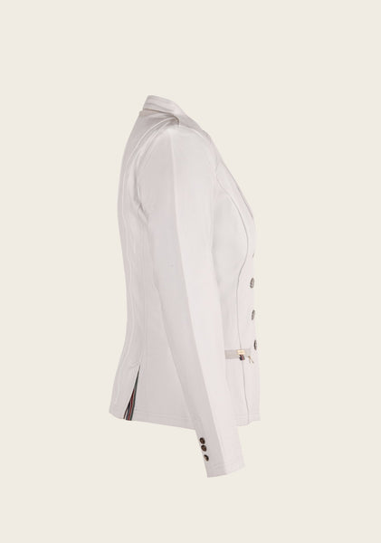 Royale Show Jacket Light Grey