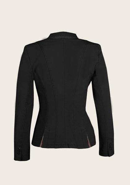 Royale Softshell Show Jacket Black