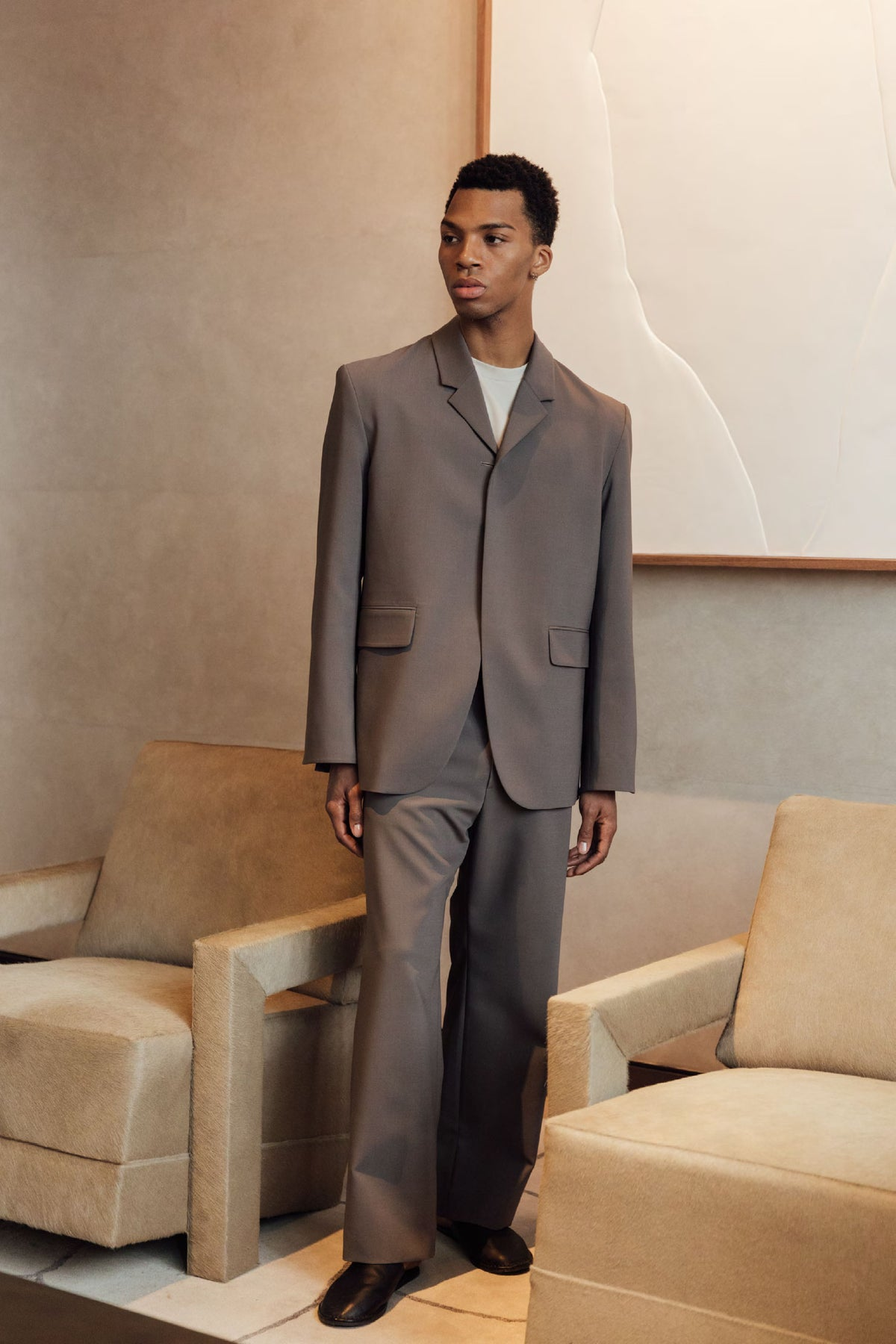 Lookbook FW19 Mens by Deveaux New York