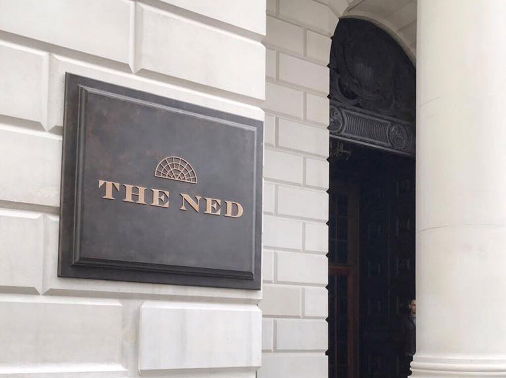 The Opening of The Ned