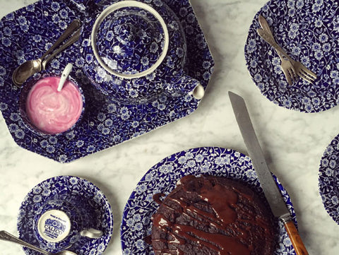 Miss Foodwise's Vegan Beetroot and Chocolate Cake