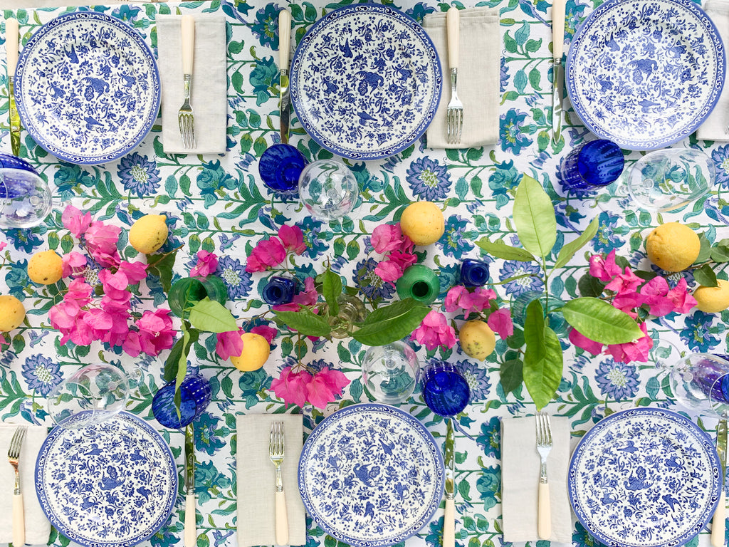 Creating the perfect tablescape this summer