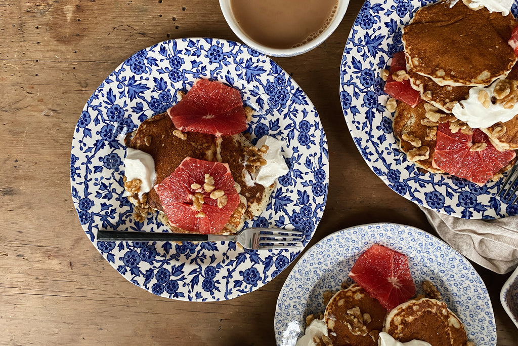 Breakfasts with Burleigh, Pancakes to impress