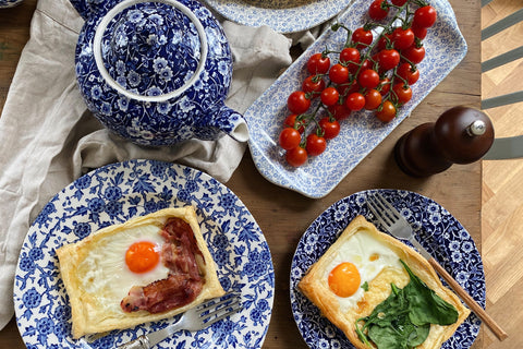 How do you like your eggs in a morning?