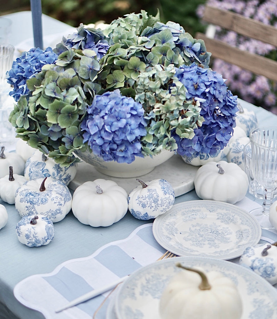 An Autumnal Tablescape, With Clare Evers