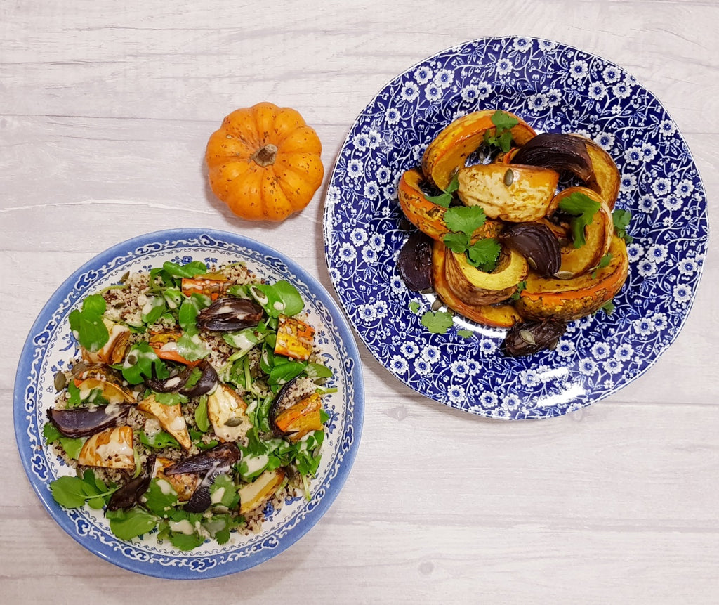 The Perfect Autumn Dish with Burleigh and Rebecca Newman