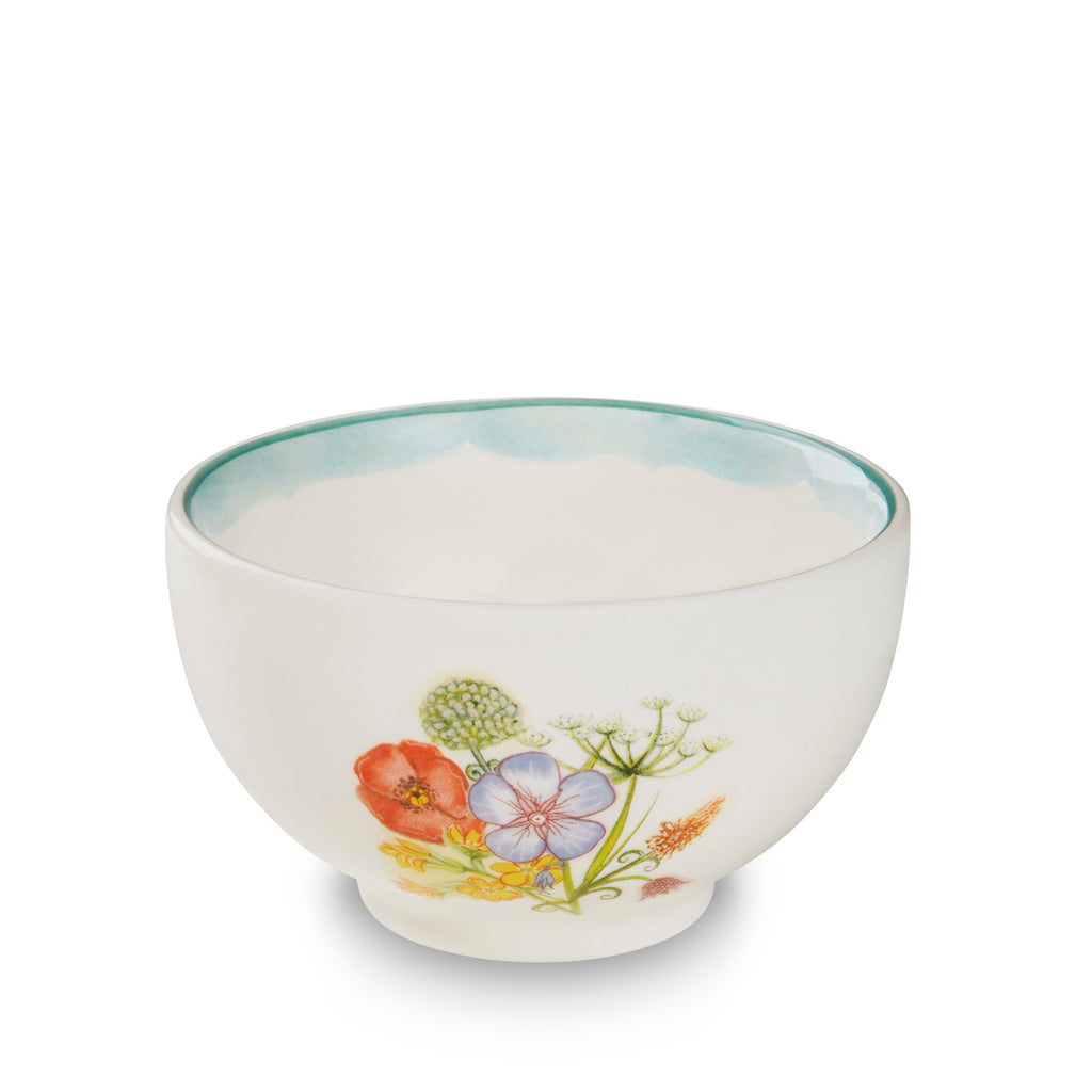 Coronation Meadows Mini Footed Bowl 12cm/5""