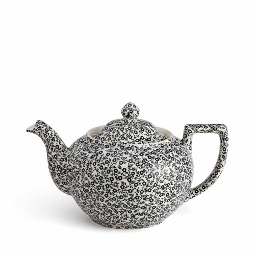 Soho Home Black Felicity Large Teapot