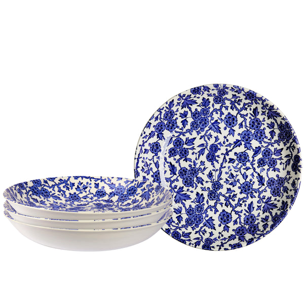 Blue Arden Pasta Bowl set of 4
