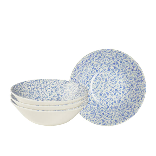 Blue Felicity Cereal Bowl set of 4