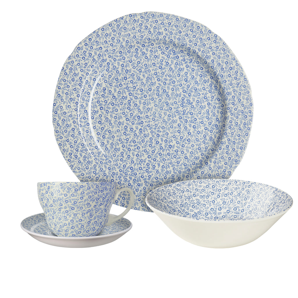 Blue Felicity Breakfast Set