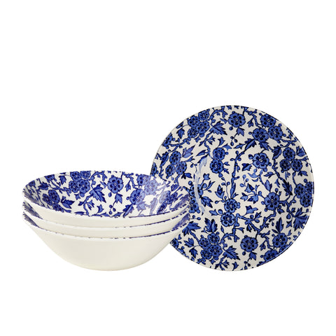 Blue Arden Cereal Bowl set of 4