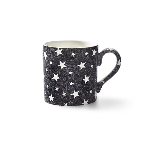 Midnight Sky Dark Black Mug