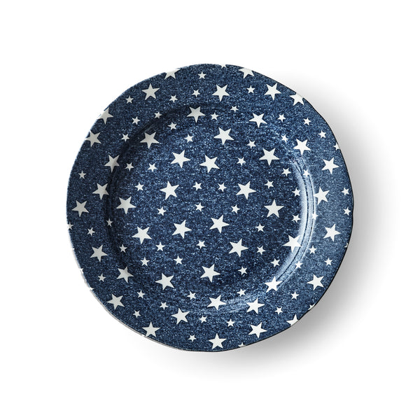 Midnight Sky Dark Blue Salad Plate