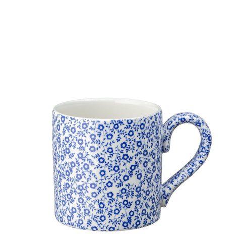 Dark Blue Felicity Mug 284ml/0.5pt Seconds