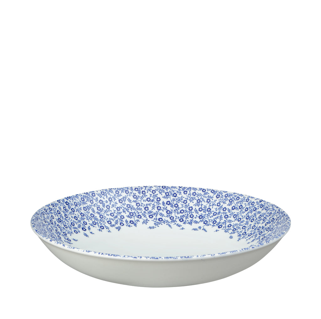 Dark Blue Felicity Pasta Bowl 23cm/9""