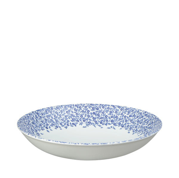 "Dark Blue Felicity Pasta Bowl 23cm/9"" Seconds"