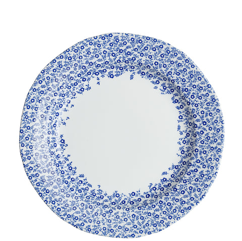 Dark Blue Felicity Plate 21.5cm Seconds