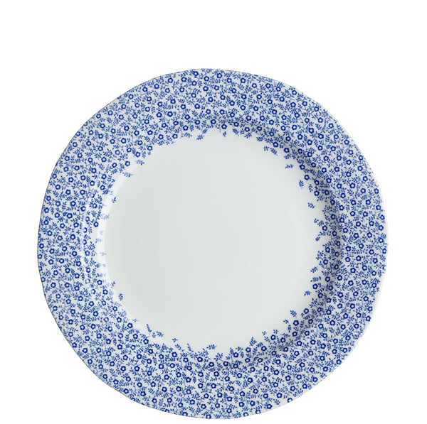 Dark Blue Felicity Plate 26.5cm Seconds