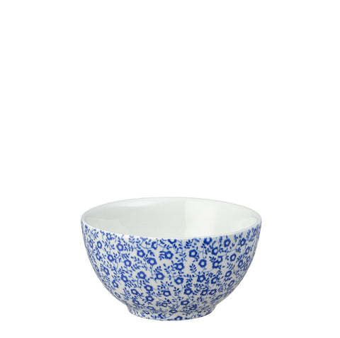 "Dark Blue Felicity Sugar Bowl 9.5cm/4"" Seconds"