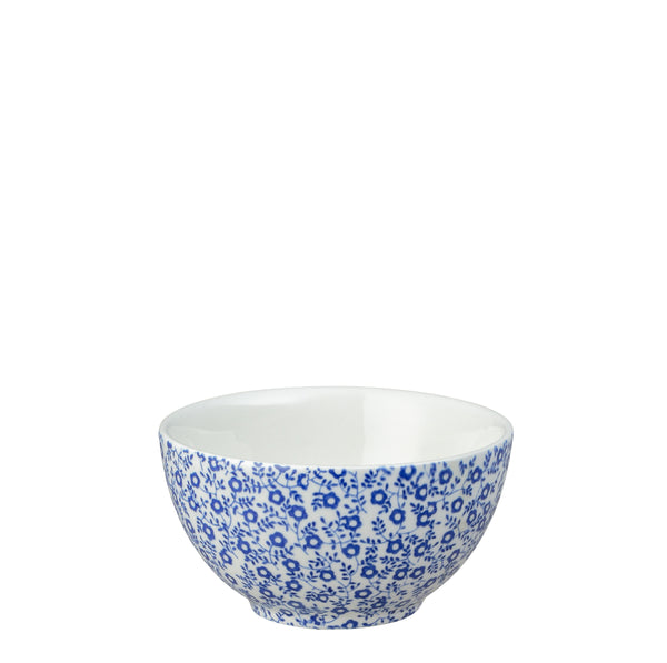 Dark Blue Felicity Sugar Bowl 9.5cm/4""