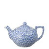 Dark Blue Felicity Small Teapot 3-4 cup 400ml/0.75pt