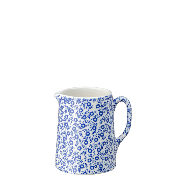 Dark Blue Felicity Mini Tankard Jug 160ml/0.25pt