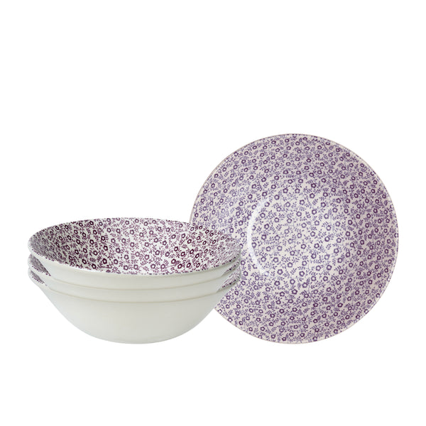 Mulberry Felicity Cereal Bowl set of 4