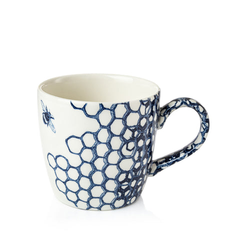 Ink Blue Pollen Osbourne Mug 300ml